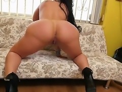 Carmen De Luz is a woman that brings out the full meaning of the words voluptuous vixen. Shes really hot as hell and she fucks and blows this guy who doesnt realize the fuck happened
