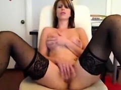 Webcam Girl Is Hypnotized By Your Cock