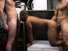 Straight dude gets ass fucked