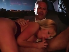"""""""Stormy Daniels gives head in the back seat of a car"""""""