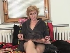 Sexy granny double penetr - i am from milf-meet.com