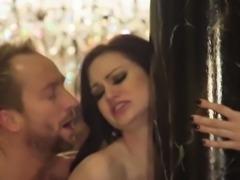 fairhair hooker having nasty sex