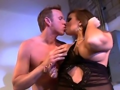 Nika Noir is a sexy thing with a nice rack. She is enjoying some pussy...
