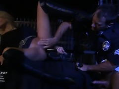 Jessica drake satisfies dudes sexual needs and then gets cum drenched