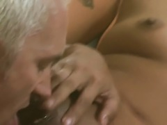 Kaylani Lei shows her love for cock sucking