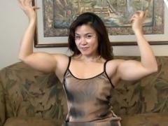 Asian Muscle Tomoko K. 12