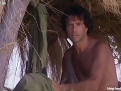 Cult actress Edwige Fenech - Nude scene compilation from various movies Nude,...