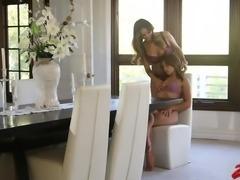Babes Nadia Styles And Sara Luvv Playing