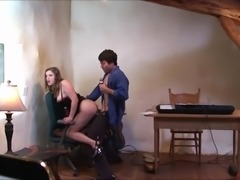 Erin and Matthias are two musicians, who put a lot of emotions and a part of their soul into their music creation. But they feel this is not enough, so they came up with the idea of adding some spice to it. Fucking while singing would bring the celebrity they want.