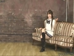 Japanese Femdom Emiru turns slave into a ponyboy