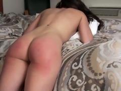 Extreme Ass pain for BDSM amateur Monica