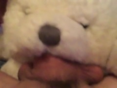 Plushie Furry Hardcore Teddy Bear Blow Job