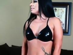 Insatiable hooker has her tight ass slammed