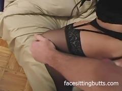Hardcore girlfriend loves giving blowjobs