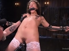 Device Bondage is all about twisting sluts in every conceivable angle, hurt...