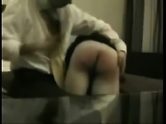 Our first spanking with a serious Dutch man (6) - XTube Por