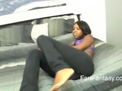 FF Girl Farting