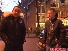 Busty dutch hooker doggystyled before cumshot