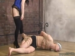 Mistress Land BDSM Bondage masochist man