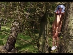 Alexis Crystal - Erotic Forest fairy