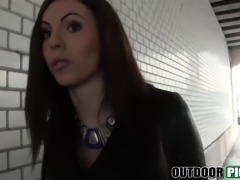 Dude offers Tiffany Shine money for sex which she accepts