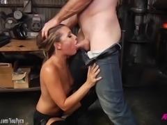 Adriana Chechik gets rough anal fucking