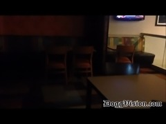 BUSTED Public Fucking in Hotel Cafeteria
