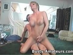 Busty amateur Tera on hardcore fucking