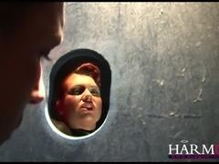 gloryhole anal sluts poppy morgan