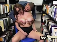 Fucked The Librarian Maggie Green