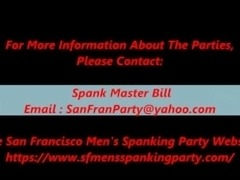 "San Francisco Men's Spanking Party ""Special Announcement: New Pricing"""
