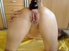 Anal bottle