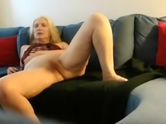 Hairy mature shows you her wet and ready pussy