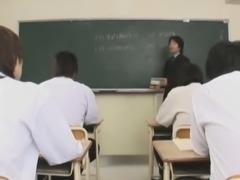 Kimura Barrage 20 School Girls Big Tits Creampie