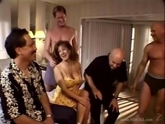 Sexy MILF Gets Fucked In Front Of Her Cuckold Husband