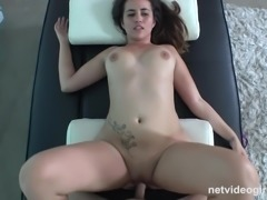 Innocent girl ends up screaming CUM IN MY ASS