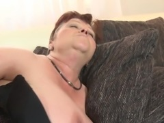 Bigtit granny suck and fuck college boy