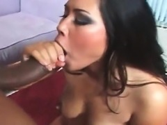 Asian hooker pussy smashed by black cock