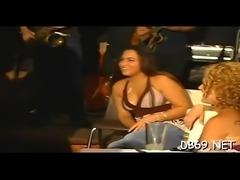 Collage parties porn