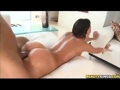 Rachel Starr HD bubble butt gets slammed