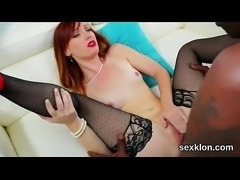 Pornstar model gets her butthole rode with meaty love stick