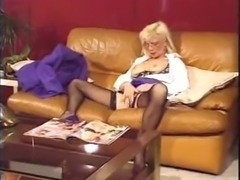 Eva delage masturbation long nails