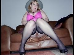 Jerk Off Challenge - Mothers and Grannies