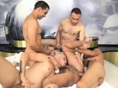 Dirty-minded shemale slut likes it deep in throat and ass