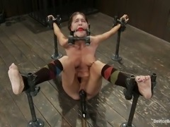 No mercy for a pain hungry babe Alicia Stone