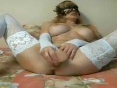 Big Tits Blonde Girl Russian Camgirl