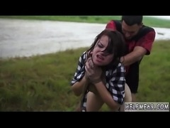 Hentai monster rough sex Helpless teen Kaisey Dean was on her way to