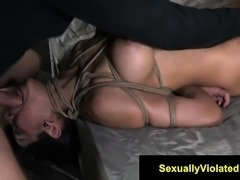 Beretta James couger gets bound hard