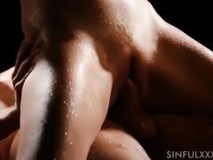 Close up sucking licking fucking pussy