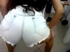 Novinha dancando funk #1